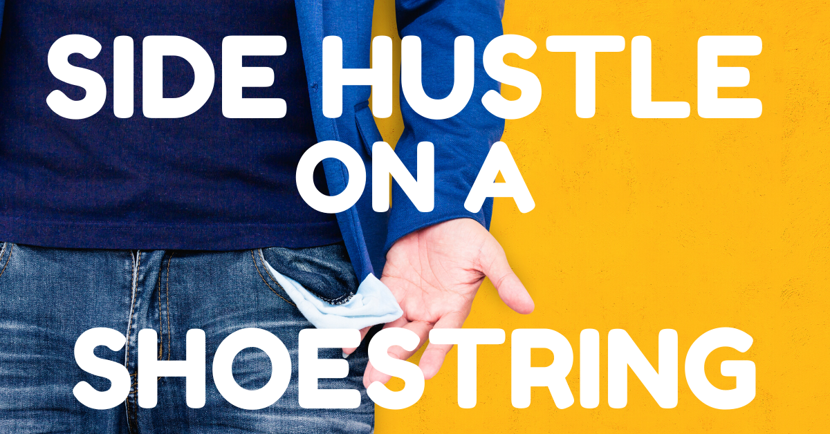 Bootstrapping Your First Affiliate Niche Site - Side Hustle on a Shoestring 3